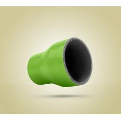 Łącznik prosty redukcyjny FLOWSILTECH-OATR , długość 102mm