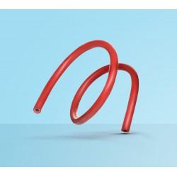 Wąż silikonowy PROSIT-R wzmocniony oplotem