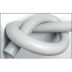Wąż silikonowy ARMFLOW wzmocniony oplotem poliestrowym i spiralą stalową